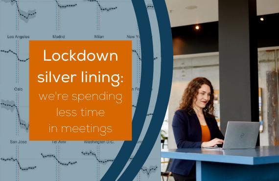 Lockdown silver lining: we're spending less time in meetings